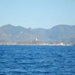 Land in Sicht ------- Sardinien