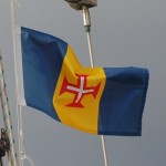 Madeira Flagge klein