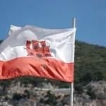 gibraltarflagge