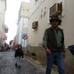 edi in der Straße