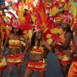 Karneval in Mindelo - der Höhepunkt