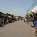 Afrikanischer Markt