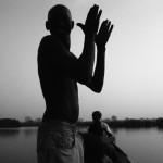 Trommeln auf dem Gambia River