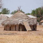 Traditionelle Hütten