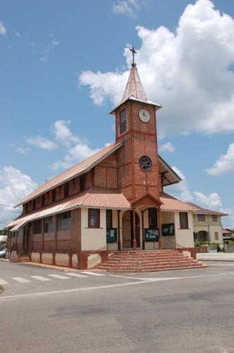 Kirche von St Laurant