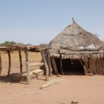 Gambia Hütte