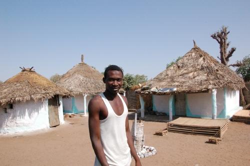 Gambia Man