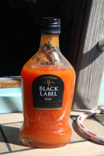 Papaya Chilli Sauce