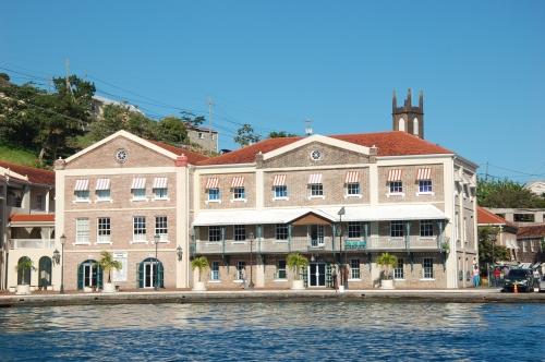 St Georges Hafen