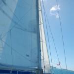 segeln im atoll