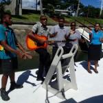 01 - Abschied aus Fidschi
