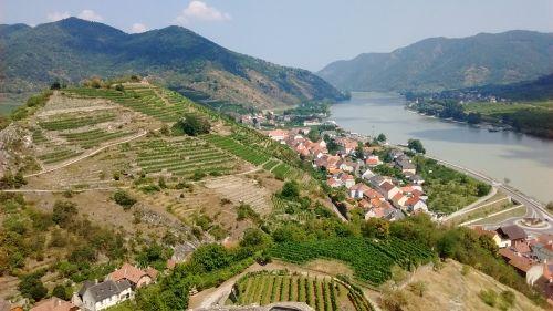 Niederösterreich Spitz an der Donau